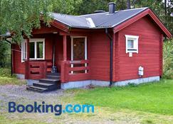 Gaffelbyn - Sundsvalls Vandrarhem - Sundsvall - Byggnad