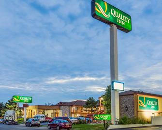 Quality Inn Cedar City - University Area - Cedar City - Building