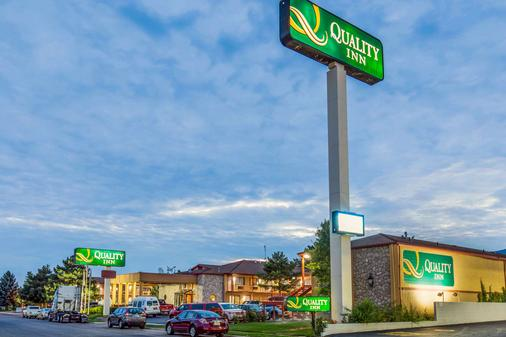 Quality Inn Cedar City - University Area - Cedar City - Rakennus