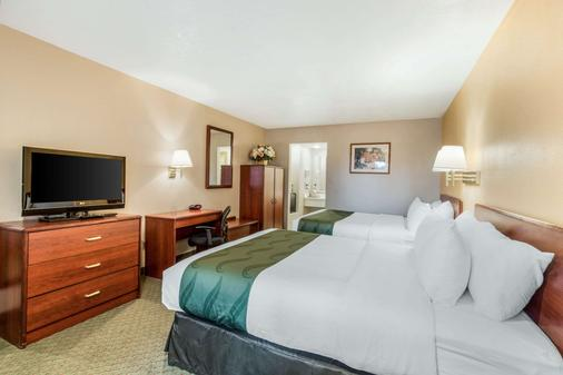 Quality Inn Cedar City - University Area - Cedar City - Makuuhuone