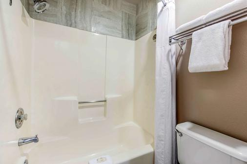 Quality Inn Cedar City - University Area - Cedar City - Kylpyhuone