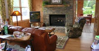 Jonathan Creek Inn And Villas - Maggie Valley - Olohuone