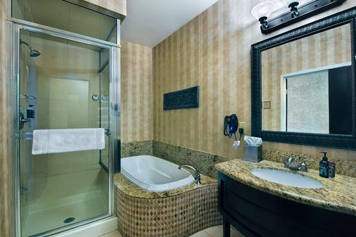 博伊西牛津套房酒店 - 波伊西 - 博伊西 - 浴室