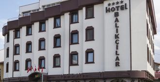 Balikcilar Hotel - Konya - Edificio