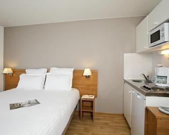 Séjours et Affaires Angers Atrium - Angers - Bedroom