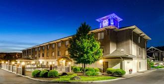 Sleep Inn Boone University Area - Boone - Building