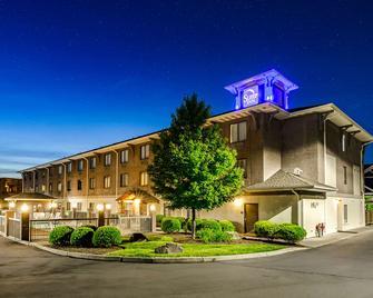 Sleep Inn Boone University Area - Boone - Gebouw