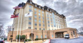 DoubleTree Suites by Hilton Atlanta - Galleria - Atlanta - Building