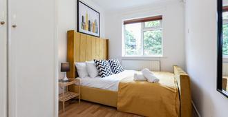 Spath Place- West Didsbury - מנצ'סטר - חדר שינה
