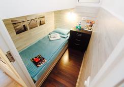 活在當下飯店 - 莫斯科 - 臥室