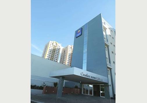 Comfort Hotel Bauru - Bauru - Gebäude
