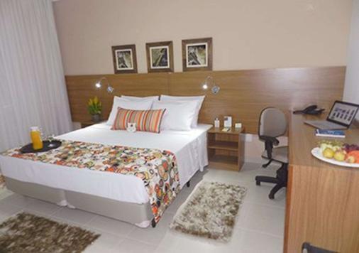 Comfort Hotel Bauru - Bauru - Schlafzimmer