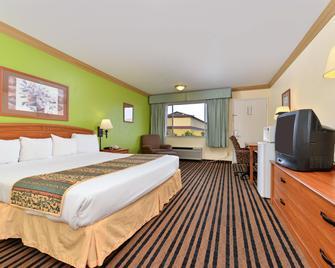 Americas Best Value Inn Vacaville - Vacaville - Спальня