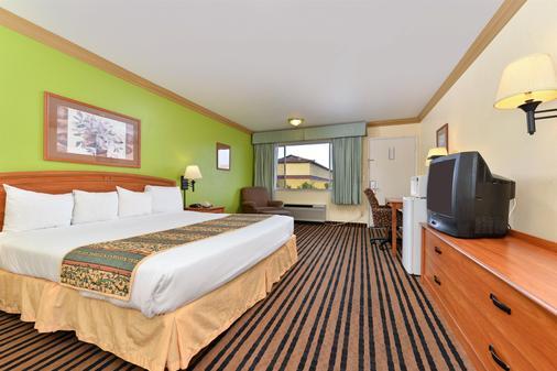 Americas Best Value Inn Vacaville Napa Valley - Vacaville - Makuuhuone
