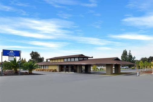 Americas Best Value Inn Vacaville Napa Valley - Vacaville - Rakennus