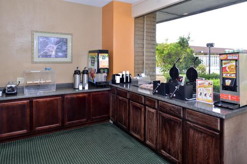 Americas Best Value Inn Vacaville Napa Valley - Vacaville - Buffet