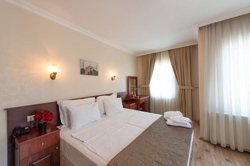 Sultanahmet Cesme Hotel - Istanbul - Schlafzimmer