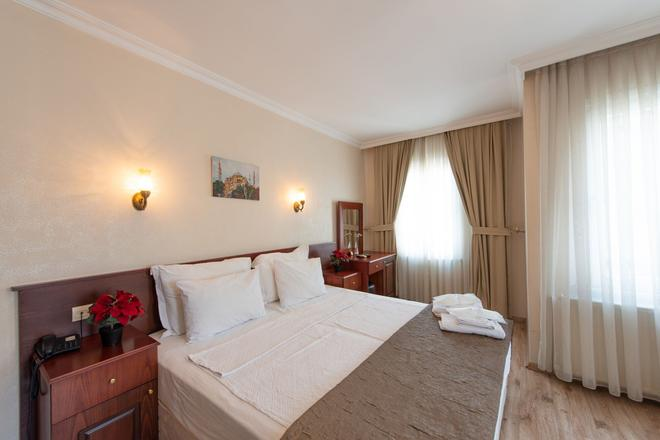 Sultanahmet Cesme Hotel - Istanbul - Makuuhuone