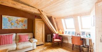 Le Refuge Renoir - Chambéry - Sala de estar