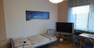 Zimmervermietung Lösken 1 - דיסבורג - חדר שינה