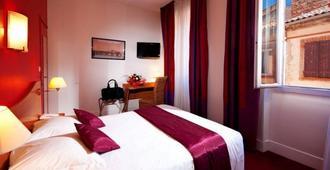 羅德茲鐘樓品質酒店 - 土魯斯 - 圖盧茲 - 臥室