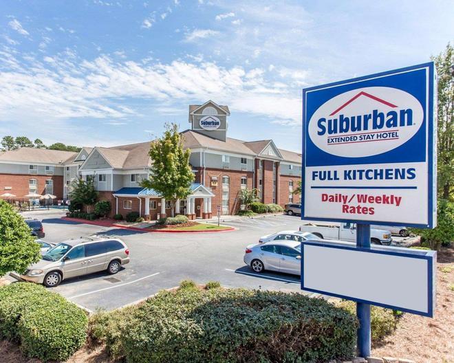 Suburban Extended Stay - Kennesaw - Edifício