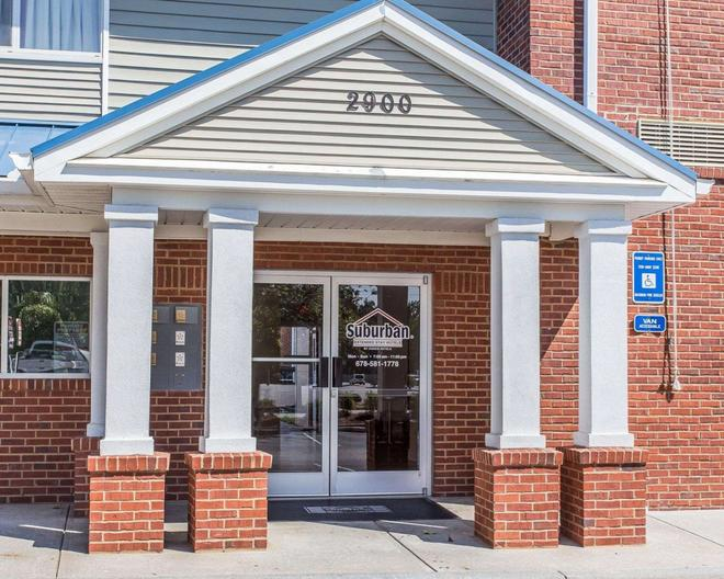 Suburban Extended Stay - Kennesaw - Byggnad