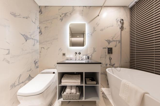 The State Sunyu - Seoul - Bathroom