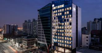 The State Sunyu Hotel - Seoel - Gebouw