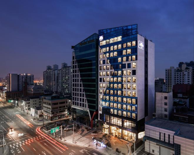 The State Sunyu - Seoul - Building