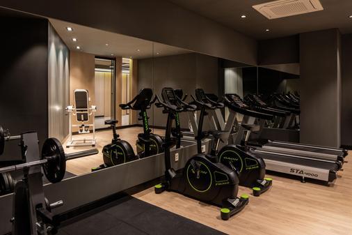 The State Sunyu Hotel - Seoul - Gym