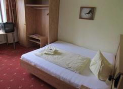 T3 Alpenhotel Garfrescha - Sankt Gallenkirch - Bedroom