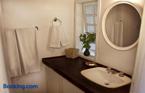 Pousada Vila do Mar - Búzios - Bathroom