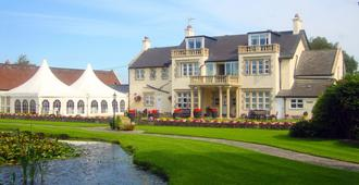 Rookery Manor Hotel & Spa - Weston-super-Mare - Edificio