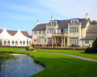 Rookery Manor Hotel & Spa - Weston-super-Mare - Toà nhà