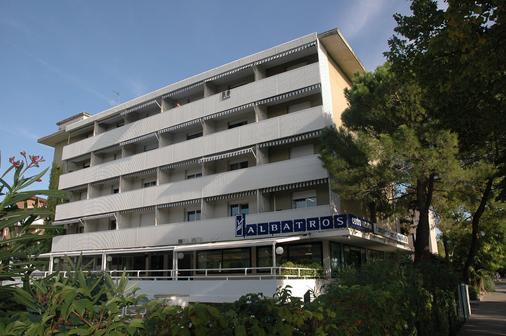 Aparthotel Albatros - Lignano Sabbiadoro - Edificio