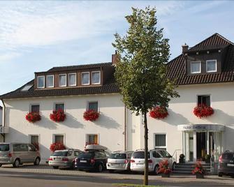 Hotel Garni Bettina - Гюнцбург - Building