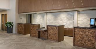 Marriott Tampa Westshore - Tampa - Front desk