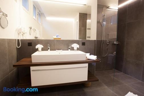 Garni Hotel Frohburg - Weggis - Bathroom