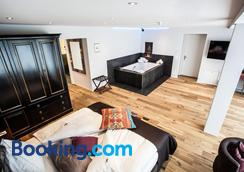 Garni Hotel Frohburg - Weggis - Bedroom