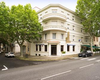 The Originals City, Hôtel Cartier, Quillan (Inter-Hotel) - Quillan - Budova