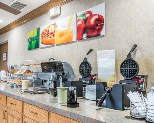 奧塔伊梅薩山品質酒店 - 聖地牙哥 - 聖地亞哥 - 自助餐