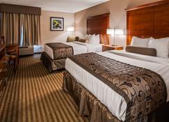 ベスト ウエスタン プラス リバプール グレース イン & スイーツ - リバプール - 寝室