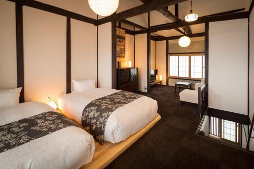 Nazuna Kyoto Nijo-tei - Kyoto - Bedroom