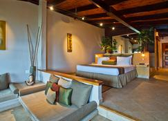 Coco de Mer Hotel and Black Parrot Suites - Grand'Anse Praslin - Chambre