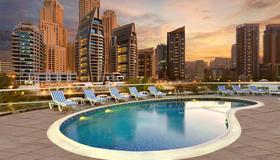 Pearl Marina Hotel Apartments - Dubai - Pool