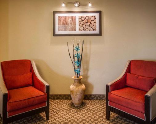 Comfort Inn West - Phoenix - Phòng khách