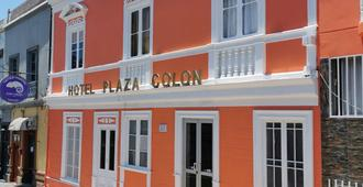 Hotel Plaza Colon - Arica - Bâtiment