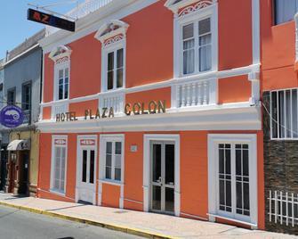 Hotel Plaza Colon - Arica - Edificio