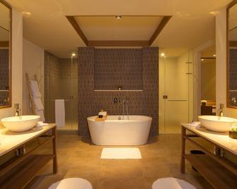 Silks Place Taroko - Xiulin Township - Ванна кімната
